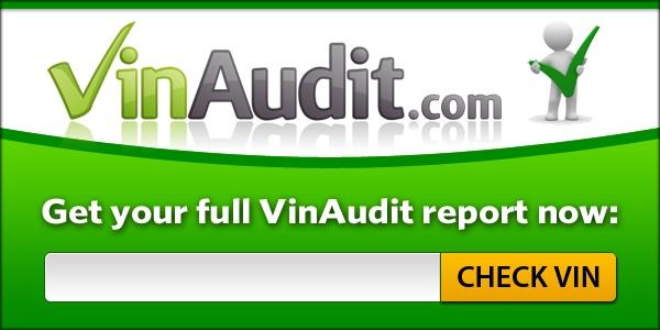 VIN Check | Department of Revenue