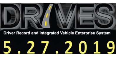 DRIVES May 2019 logo