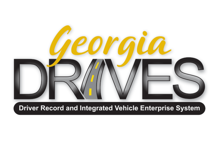 Georgia DRIVES logo